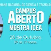 Instituto de Ciências Exatas e Aplicadas – ICEA sedia a segunda edição do Campus Aberto