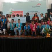 Alunos da EMIP são os ganhadores da etapa nacional do Prêmio Arcelor Mittal de Meio Ambiente